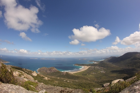 view from Mt. Oberon